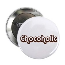 Chocoholic Button