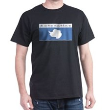 Antarctic flag T-Shirt