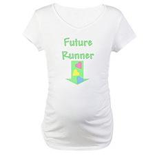 Future Runner green Shirt