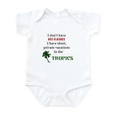 Hot Flashes Infant Bodysuit