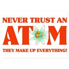 Never Trust An Atom In Atomic Orang Invitations