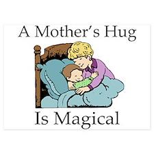 Mother's Magical Hug Invitations