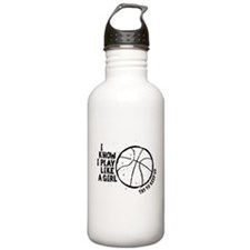 Play Basketball Like a Water Bottle