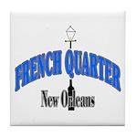 French Quarter Tile Coaster
