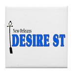 Desire Street Tile Coaster
