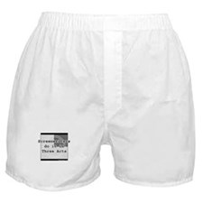 Screenwriters Do It...Boxer Shorts
