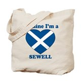 Sewell, Valentine's Day Tote Bag
