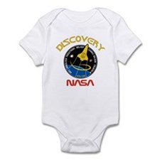 STS 120 Discovery NASA Infant Bodysuit