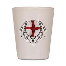tribal England 2 (T).png Shot Glass