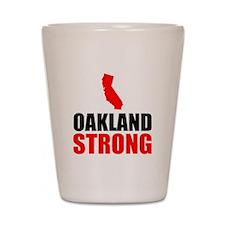 Oakland Strong Shot Glass