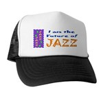Future of Jazz Kids Light Trucker Hat