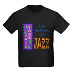 Future of Jazz Kids Dark Kids Dark T-Shirt