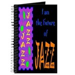Future of Jazz Kids Dark Journal