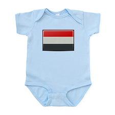 Yemen Flag Body Suit