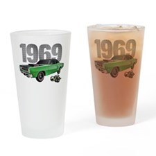 1969 - Super Bee Drinking Glass