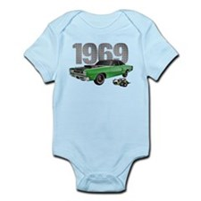 1969 - Super Bee Infant Bodysuit