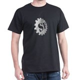 Sound Factory Clog Black T-Shirt