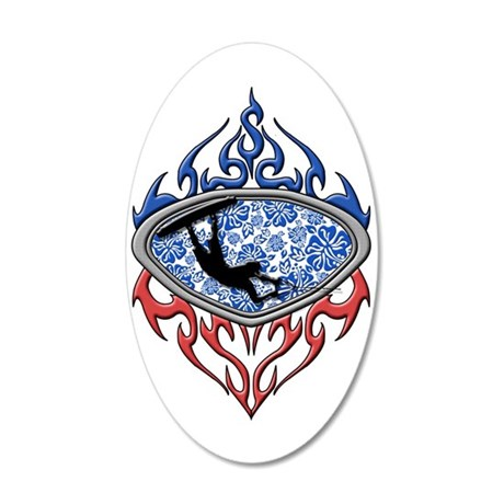 Large sheild.png Wall Decal