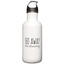 Introverting Water Bottle
