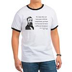 Henry David Thoreau 6 Ringer T