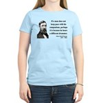 Henry David Thoreau 6 Women's Light T-Shirt