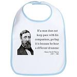 Henry David Thoreau 6 Bib