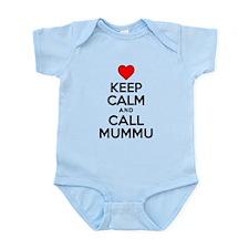 Keep Calm Call Mummu Body Suit