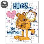 Hugs...No Waiting! Puzzle