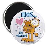 Hugs...No Waiting! Magnet