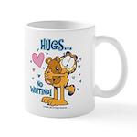 Hugs...No Waiting! Mug