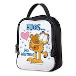 Hugs...No Waiting! Neoprene Lunch Bag
