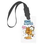 Hugs...No Waiting! Large Luggage Tag