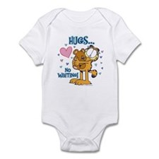 Hugs...No Waiting! Infant Bodysuit
