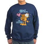 Hugs...No Waiting! Sweatshirt (dark)