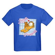 Lovable & Huggable Kids Dark T-Shirt
