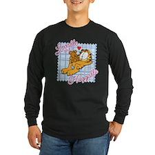 Lovable & Huggable Long Sleeve Dark T-Shirt