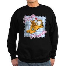 Lovable & Huggable Sweatshirt (dark)