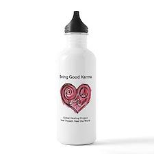 Being Good Karma Water Bottle