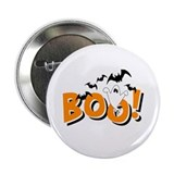 Boo Bats Button