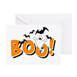 Boo Bats Greeting Cards (Pk of 10)