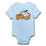 Boo Bats Infant Bodysuit