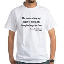 Henry David Thoreau 10 Shirt