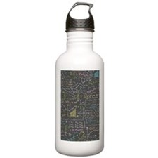 Math Lessons Water Bottle
