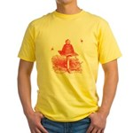 The Hive In Red Yellow T-Shirt
