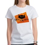 Trick or Treat Kitty Women's T-Shirt