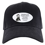 Henry David Thoreau 14 Black Cap