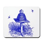 The Hive in Blue Mousepad