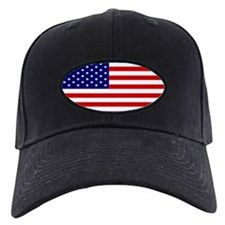 AMERICAN FLAG 2 Baseball Hat