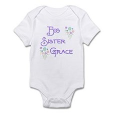 Big Sister Grace Infant Bodysuit