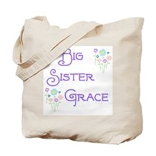 Big Sister Grace Tote Bag
